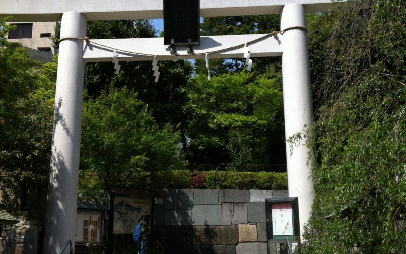 乃木神社と旧乃木邸